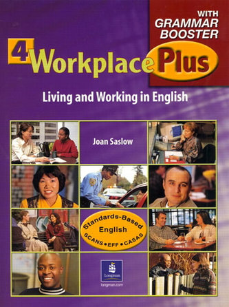 Workplace Plus 4 Class A/Audio CD - Saslow Joan M., Ascher Allen