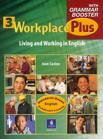 Workplace Plus 3 Class A/Audio CD - Saslow Joan M., Ascher Allen