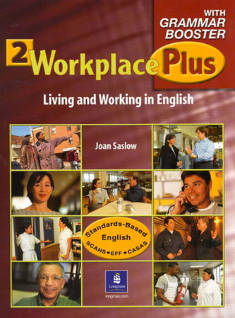 Workplace Plus 2 Class Audio CD´s (4) - Saslow Joan M., Ascher Allen