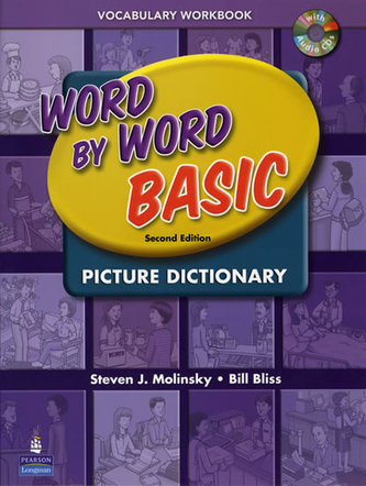 Word by Word Basic Vocabulary Workbook with Audio CD - Molinsky Steven J.