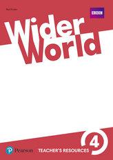 Wider World 4 Teacher´s Resource Book