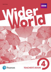 Wider World 4 Teacher´s Book with DVD-ROM Pack