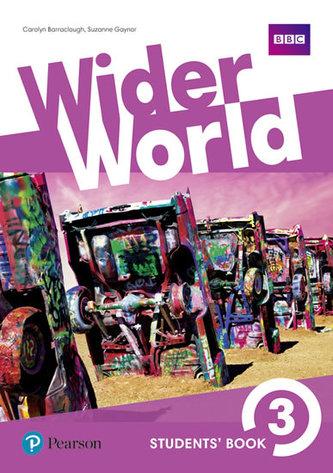 Wider World - Náhled učebnice