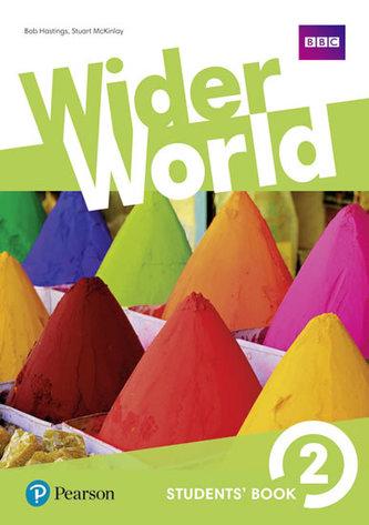 Wider World 2 Students´ Book - Marta Umińska, Bob Hastings, Dominika Chandler, Hanna Mrozowska