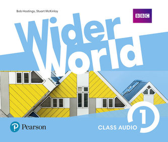 Wider World 1 Class Audio CDs - neuveden
