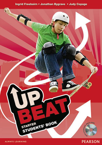 Upbeat Starter Students´ Book & Students´ Multi-ROM Pack - Abbs Brian, Barker Chris, Freebairn Ingrid