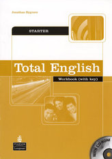 Total English Starter Workbook with Key and CD-Rom Pack