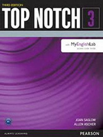 Top Notch 3 Class Audio CD - Saslow Joan M., Ascher Allen