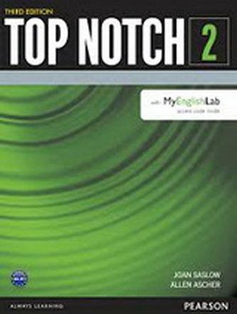 Top Notch 2 Class Audio CD - Saslow Joan M., Ascher Allen