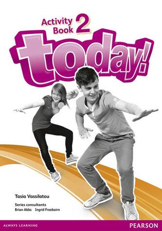 Today! 2 Activity Book - Vassilatou Tasia