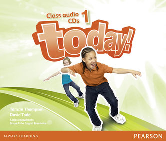Today! 1 Class CD - Todd David