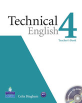 Technical English  4 Teacher´s Book/Test Master CD-Rom Pack
