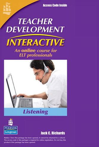 Teacher Development Interactive: Listening, Student Access Card - Richards, Jack C.