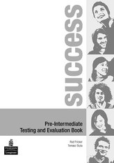 Success Pre-Intermediate Test Book