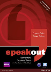 Speakout Elementary Students´ Book with DVD/Active Book and MyLab Pack