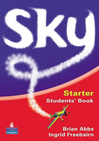 Sky Starter Student Book - Brian Abbs