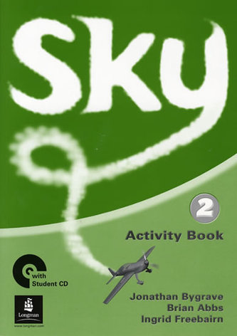 Sky 2 Activity Book and CD Pack - Brian Abbs