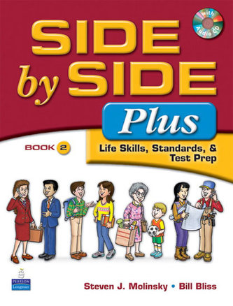 Side by Side Plus 2 - Life Skills, Standards & Test Prep - Molinsky Steven J.