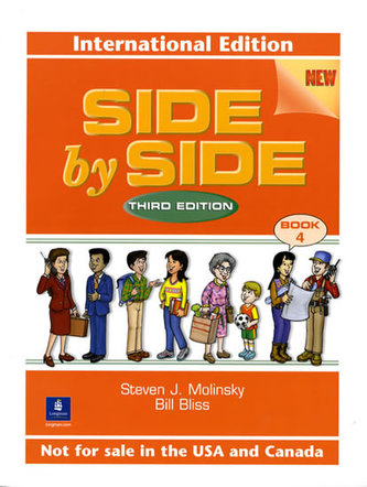 Side By Side 4 International Version - Molinsky Steven J.