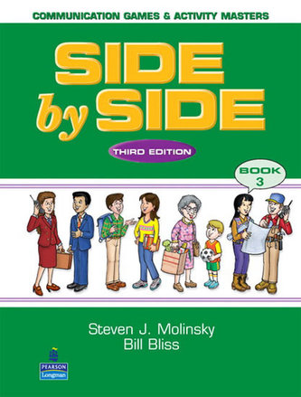 Side By Side 3 Communication Games - Molinsky Steven J.