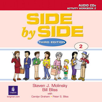 Side by Side 2 Activity Workbook 2 Audio CD (2) - Molinsky Steven J.