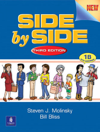 Side by Side 1 Student Book/Workbook 1B - Molinsky Steven J.