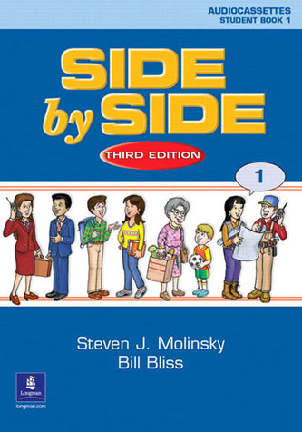 Side by Side 1 Student Book 1 Audiocassettes (6) - Molinsky Steven J.