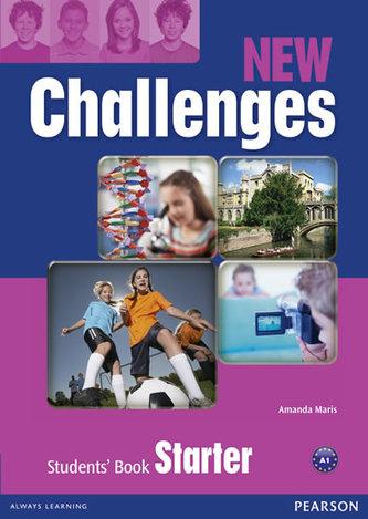 New Challenges Starter Students´ Book - Amanda Maris