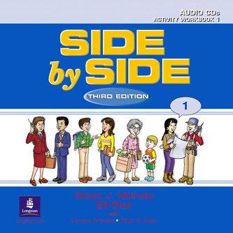 Side by Side 1 Activity Workbook 1 Audio CDs (2) - Molinsky Steven J.