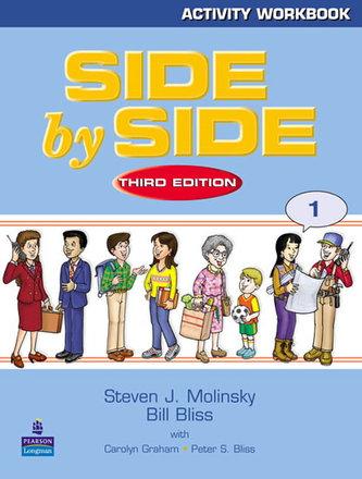 Side by Side 1 Activity Workbook 1 - Molinsky Steven J.