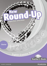 Round Up NE Starter Level Teacher´s Book/Audio CD Pack