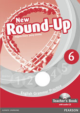 Round Up Level 6 Teacher´s Book/Audio CD Pack