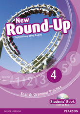 New Round Up Level 4 Students´ Book/CD-Rom Pack