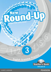 Round Up Level 3 Teacher´s Book/Audio CD Pk