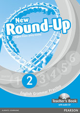 Round Up Level 2 Teacher´s Book/Audio CD Pack