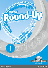Round Up Level 1 Teacher´s Book/Audio CD Pack