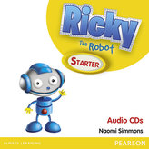 Ricky The Robot Starter Audio CD