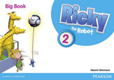 Ricky The Robot 2 Big Book