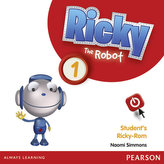 Ricky The Robot 1 CDROM