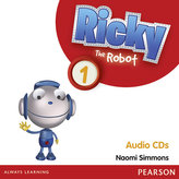 Ricky The Robot 1 Audio CD