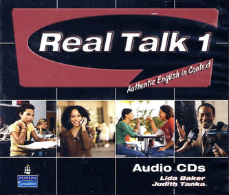Real Talk 1: Authentic English in Context, Classroom Audio CD - Baker, Lida