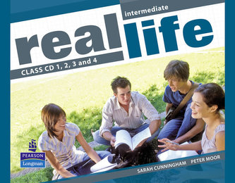 Real Life Global Intermediate Class CD 1-3 - Cunningham, Sarah