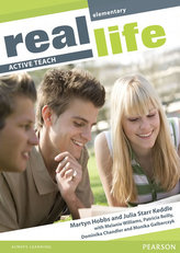 Real Life Global Elementary Active Teach