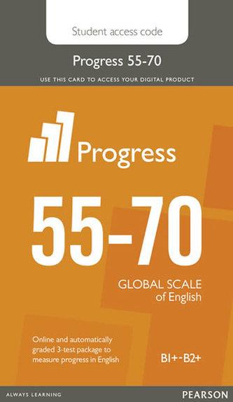 Progress 55-70 Student Access Card - neuveden