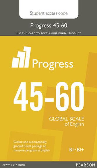 Progress 45-60 Student Access Card - neuveden