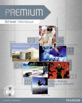 Premium B2 Level Workbook without Key/CD -Rom Pack