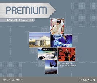 Premium B2 Level Coursebook Class CDs 1-3 - Acklam, Richard