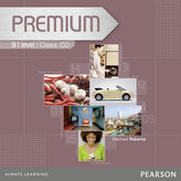 Premium B1 Level Coursebook Class CDs 1-2