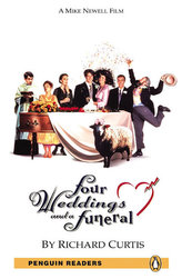 PLPR5:Four Weddings and a Funeral Book and MP3 Pack