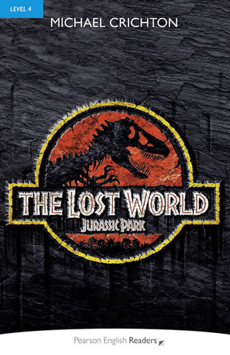 PLPR4:Lost World: Jurassic Park, The & MP3 Pack - Michael Crichton
